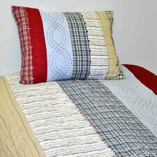 Boys Stripes and Plaids Quilt Collection