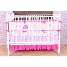 Fairyland Toddler 3 Piece Crib Bedding Set