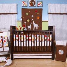 Baby & Me 10 Piece Crib Bedding Set