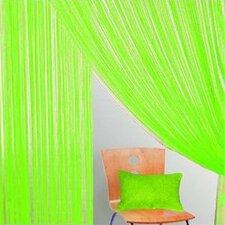 String Single Curtain Panel