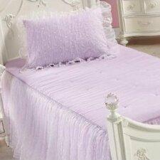 Bedding Ball Gown 3 Piece Comforter Set