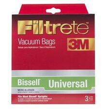 Bissell Filtrete™ Vacuum Bags (Set of 3)