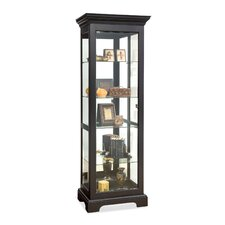 Newport Solid Wood Curio Cabinet