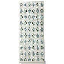 """Robots 32.97' x 20.87"""" Wallpaper"""