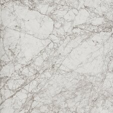 "Marble Trompe L'oeil Distressed 33' x 21"" Abstract Wallpaper"