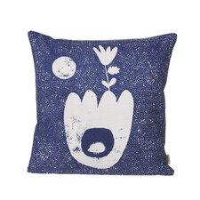 Kids Landscape Cotton Throw Pillow
