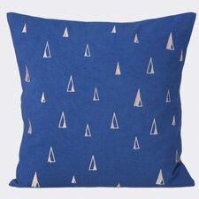 Cone Cotton Throw Pillow