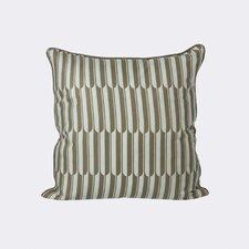 Arch Cotton Throw Pillow