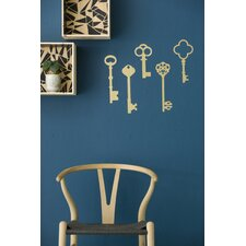 Keys Wall Decal