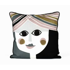 Mrs. Throw Pillow
