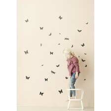 Mini Butterflies Wall Decal