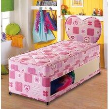 Beta Panel Bed