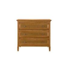 Perse 3 Drawer Dresser