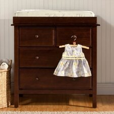 Autumn 4 Drawer Changing Dresser