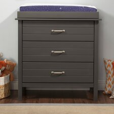 Asher 3 Drawer Changer Dresser