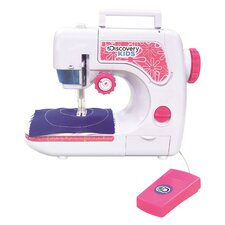 Discovery Kids Chainstitch Sewing Set