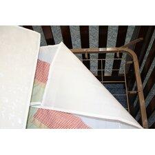 Crib Mattress and Dust Ruffle Protector