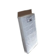 Zippered Clear Crib Mattress Storage Bag