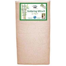 Cradletyme Naturals EcoSpring Ultra II Crib Mattress