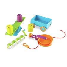 Essentials™ 20 Piece Stem Simple Machines Activity Set