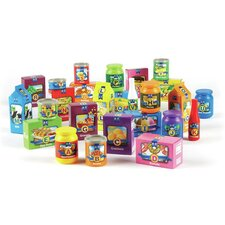 Essentials™ 26 Piece A to Z Alphabet Grocery Set