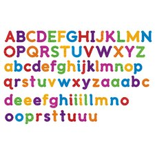 Essentials™ 83 Piece Magnetic Uppercase and Lowercase Letter Set