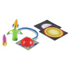 Primary Science™ 5 Piece Leap and Launch Rocket Set