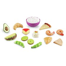 15 Piece New Sprouts® Multicultural Food Set