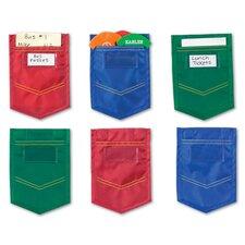 Mini Pockets (Set of 6)