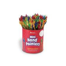100 Piece Mini Hand Pointers  Set