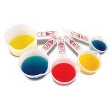 5 Piece Measuring Cups  Set (Set of 3)