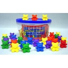 102 Piece Counters Baby Bear