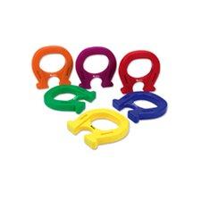 Horseshoe-Shaped Magnets (Set of 6)