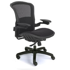 Mid-Back Magnum Conference Chair with Ergonomic Support