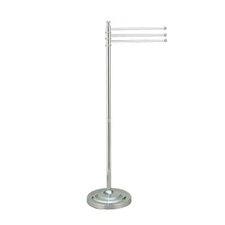 "Vintage 17.5"" Free Standing Pedestal Towel Bar"