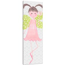 Flower Fairies Cami Stretched Canvas Art