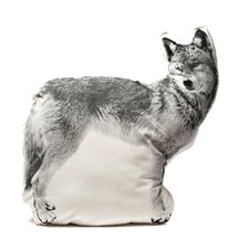 Large Cotton Throw Pillow