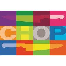 Chop Non-Slip Flexible Cutting Board