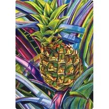 "5"" x 7"" Pineapple Design Cutting Board (Set of 2)"