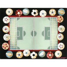 Soccer Field Play Placemat