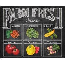 Farm Fresh Cutting Board