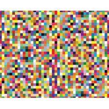 Pixelated Cutting Board