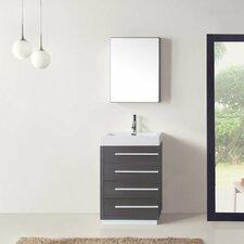 "Bailey 22"" Single Bathroom Vanity Set"