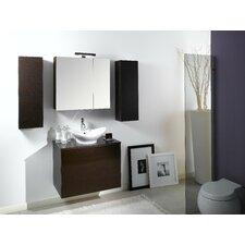 """Time 32"""" Single Wall Mounted Bathroom Vanity Set"""