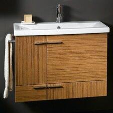 """Simple 33"""" Single Bathroom Vanity Set"""