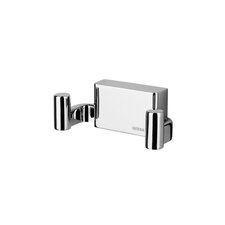 BloQ Wall Mounted Double Robe Hook