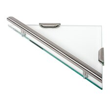 "Nemox 11.22"" x 1.57"" Bathroom Shelf"