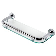 "Nemox Nautiq 15.67"" x 1.89"" Bathroom Shelf"