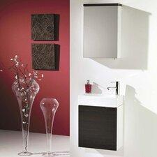 "Smart 18"" Single Complete Bathroom Vanity Set with Mirror"