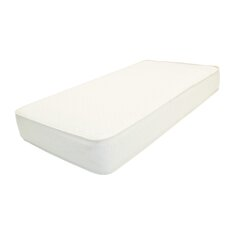 2 in 1 Memory Soy Foam Core Crib Mattress--Extra Firm with Jacquard Cover